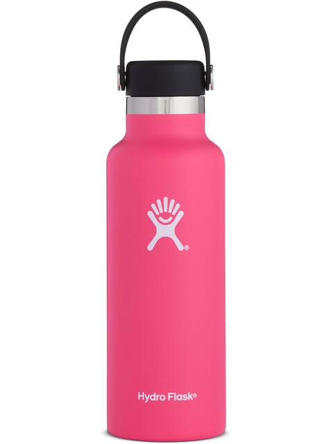 Hydro Flask Standard Mouth Flex Bottle 532ml Watermelon